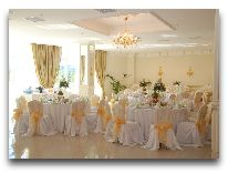 отель Duman: Ресторан отеля