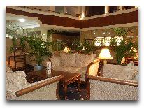 отель Duman: Холл отеля