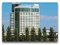 отель Duman: Фасад отеля