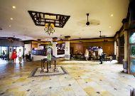 отель DuParc Phan Thiet Ocean Dunes & Golf: Холл отеля