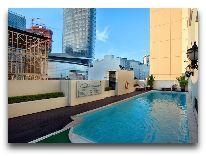 отель Duxton Hotel: Открытый бассейн