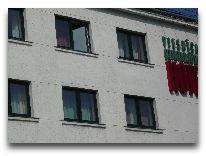 отель Dzintarjura: Фасад отеля
