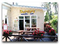 отель Dzintars: Кафе