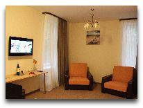 отель Dzintars: Номер Suite