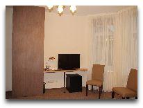 отель Dzintars: Номер standard