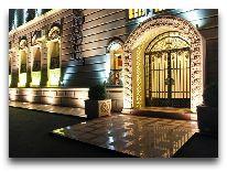 отель East Legend Panorama: вход в отель