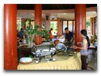 отель Eco Spa Village: Ресторан