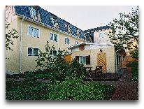 отель Ecoland: Внутренний дворик