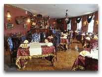 отель Ecoland: Ресторан
