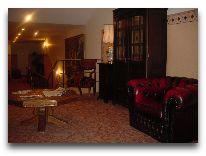 отель Ecoland: Уголок отдыха на 2 этаже