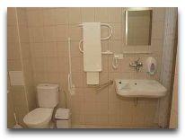 отель Ecotel Vilnius: Ванная комната