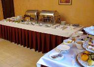 отель Эдем: Шведский стол в ресторане