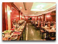отель Eden Hanoi Hotel: Ресторан