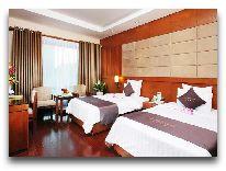 отель Eden Saigon Hotel: Deluxe room