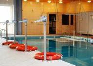 санаторий Egle: Комплекс бассейнов и саун