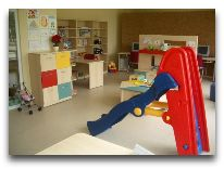 санаторий Egle: Комната для детей