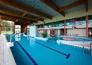 отель Egle+: Комплекс бассейнов и бань