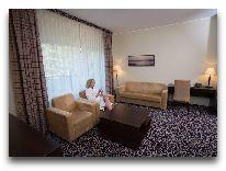 отель Egle+: Двухкомнатный номер люкс