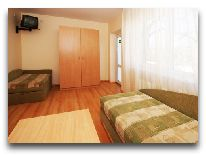 отель Egliu paunksme: Двухместный номер