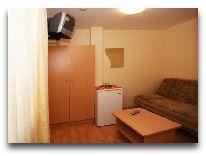 отель Egliu paunksme: Маленький двухместный номер
