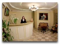 отель Екатерина II: Reception