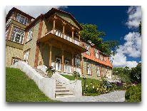 отель Ekesparre Residents Hotel: Внутренний дворик