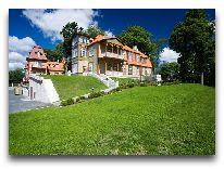 отель Ekesparre Residents Hotel: Фасад отеля