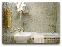 отель Ekesparre Residents Hotel: Ванна номера артиста Eri Klas A