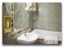 отель Ekesparre Residents Hotel: Ванна номера 5