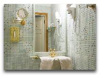 отель Ekesparre Residents Hotel: Ванна номера 7
