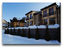 отель Elegant Hotel& Resort: Cottages