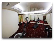 отель Elegant Hotel& Resort: Тренажерный зал