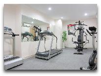 отель Elios Hotel Saigon: Фитнес-центр