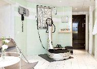 отель Elite Hotel Stockholm Plaza: Сауна