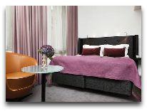 отель Elite Hotel Stockholm Plaza: Номер Deluxe