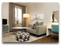 отель Elite Hotel Stockholm Plaza: Номер Junior Suite