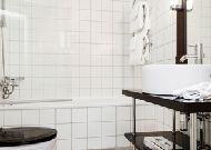 отель Elite Park Avenue Hotel: Ванная комната номера супериор