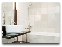 отель Elite Park Avenue Hotel: Ванная комната номера Джуниор Свит