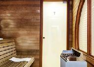 отель Elite Plaza Hotel: Сауна