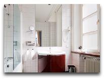 отель Elite Plaza Hotel: Ванная кмната в номере Джуниор Сьют