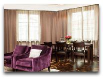 отель Elite Plaza Hotel: Номер Джуниор Сьют