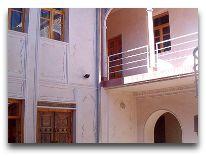 отель Emir: Внутренний дворик