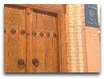 отель Emir: Вход в отель