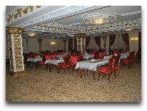 отель Emirkhan: Ресторан отеля