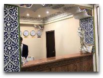отель Emirkhan: Ресепшен отеля