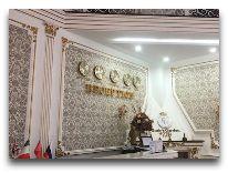 отель Emirs Garden: Холл отеля