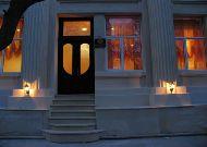 отель Empire Hotel Baku: Вход в отель