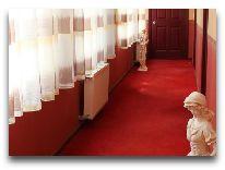 отель Empire Hotel Baku: Коридор