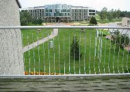 санаторий Sanatorium Energetikas & Amber SPA: Балкон в номере в центре