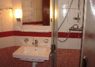 санаторий Sanatorium Energetikas & Amber SPA: Ванная комната в апартаментах в центре